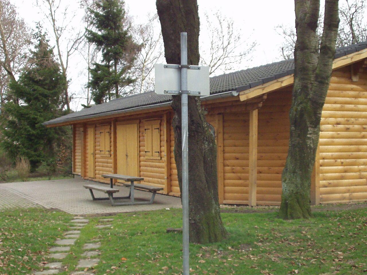 Grillhütte Bosselbach