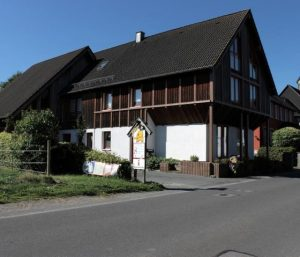 Infopunkt Vossenack